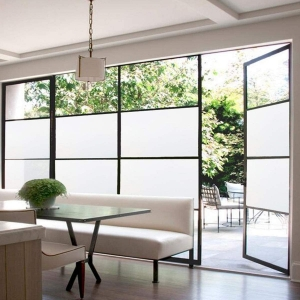 Coavas Non-Adhesive Self Static Frosted Privacy Window Film – Coupon Code 7057U7CE – Final Price: $6 (was $19.99)