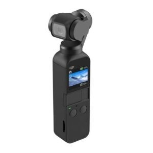 DJI Osmo Pocket Handheld 3-Axis 4k Gimbal Stabilizer with Integrated Camera – Price Drop – $175.91 (was $233.34)