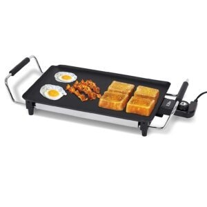 Elite Gourmet Electric Griddle – Price Drop at Checkout – $17.84 (was $27.99)