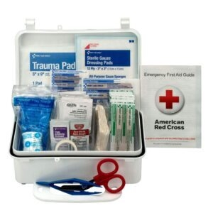 First Aid Only 57-Piece ANSI First Aid Kit – Price Drop – $11.20 (was $15.92)