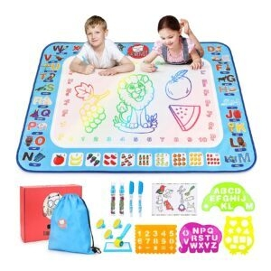 Gamenote Extra Large Water Drawing Mats – Coupon Code 75AZZ8UB – Final Price: $10.49 (was $20.99)