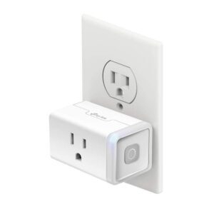 Kasa Smart Wi-Fi Outlet – $7.49 – Clip Coupon – (was $14.99)