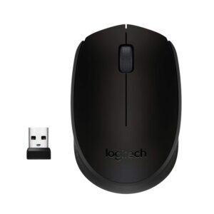Logitech M170 Wireless Optical Mouse – Price Drop – $9.99 (was $16.94)