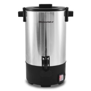 Maxi-Matic Elite Gourmet 30-Cup Electric Coffee Maker Urn – Price Drop – $29.99 (was $39.49)