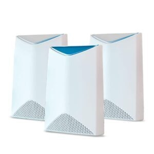 NETGEAR Orbi Pro Tri-Band Mesh WiFi Router and 2 Satellites System – Price Drop – $289.99 (was $369.99)