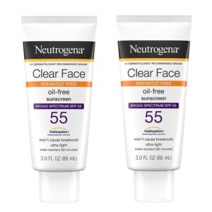 Neutrogena Clear Face Liquid Lotion Sunscreen – Add 2 to Cart – Price Drop at Checkout – $16.45 (was $21.94)