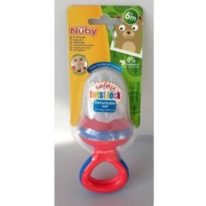 Nuby Nibbler with Travel Cover – Price Drop – $2.98 (was $7.98)