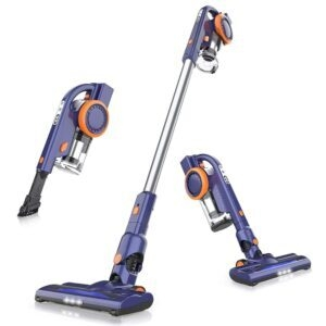Orfeld 4-in-1 Cordless Vacuum – Clip Coupon + Coupon Code 26CNI3Y1 – $86.19 (was $129.99)