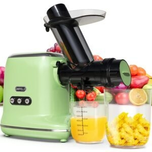 Orfeld Cold Press Juicer – Lightning Deal + Clip Coupon – $74.53 (was $139.99)