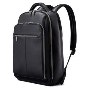 Samsonite Classic Leather Backpack – Price Drop – $89.99 (was $147.68)