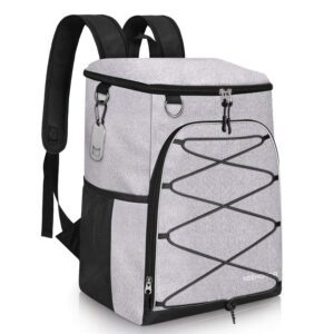 Seehonor Insulated Cooler Backpack – Clip Coupon + Coupon Code 405RPF4W – $16.49 (was $29.99)