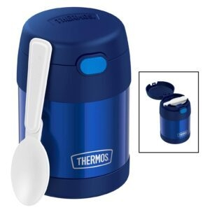 THERMOS FUNTAINER Stainless Steel Vacuum Insulated Kids Food Jar – Price Drop – $9.59 (was $17.75)