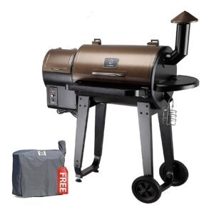 Z GRILLS Wood Pellet Grill and Smoker – Price Drop – $294.99 (was $382.69)