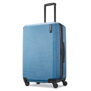 American Tourister Stratum XLT Expandable Hardside Spinner Luggage – Price Drop – $80.73 (was $129.99)