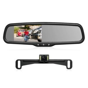 AUTO-VOX T2 Backup Camera Kit – Clip Coupon + Coupon Code HW28XV34 – $79.99 (was $139.99)