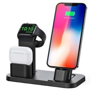 Beacoo Charging Station for Apple Devices – Coupon Code 7A8I3997 – Final Price: $9.86 (was $24.65)