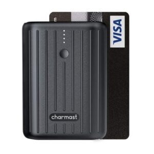 Charmast Smallest Lightest 10000 USB C PD QC 3.0 Power Bank – Coupon Code 51Charmast – Final Price: $9.31 (was $18.99)