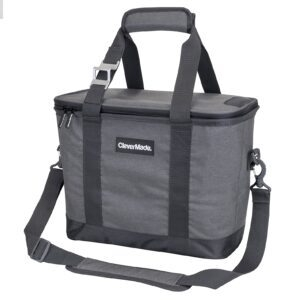 CleverMade Collapsible Cooler Bag – Price Drop – $19.99 (was $29.99)