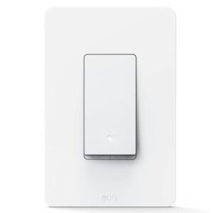 eufy Smart Switch by Anker – $9.99 – Clip Coupon – (was $29.99)