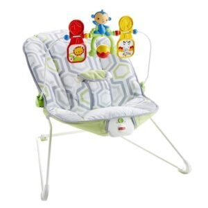 Fisher-Price Geo Meadow Baby's Bouncer – Price Drop – $29.99 (was $39.99)