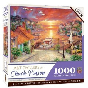MasterPieces New Horizons 1000 Piece Jigsaw Puzzle – Price Drop – $7.97 (was $14.99)