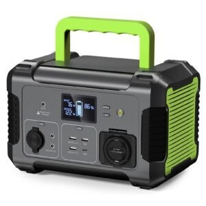 PAXCESS Solar Generator, Portable Power Station – Price Drop + Clip Coupon – $169.99 (was $239.99)