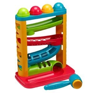 Playkidz Durable Pound A Ball Educational STEM Toy – Lightning Deal- $17.99 (was $29.99)