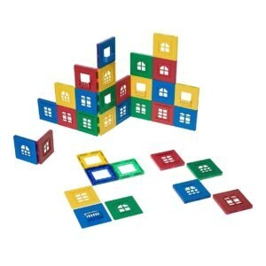 Playmags Exclusive Magnetic Window Tiles 3D Building Playset – Coupon Code KB30CLIK  – Final Price: $13.99 (was $19.99)