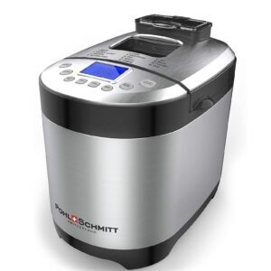 Pohl Schmitt Stainless Steel Bread Maker Machine – $49.98 – Clip Coupon – (was $99.97)