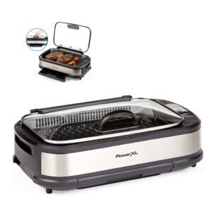PowerXL Smokeless Grill with Turbo Speed Smoke Extractor Technology – Price Drop at Checkout – $71.99 (was $89.99)