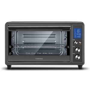 Toshiba Digital Toaster Oven with Double Infrared Heating and Speedy Convection – Prime Exclusive – Price Drop – $59.99 (was $109.99)