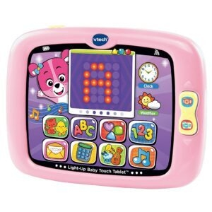 VTech Light-Up Baby Touch Tablet – Price Drop – $7.99 (was $17.99)