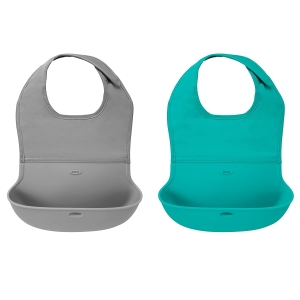 2-Pack OXO Tot Roll- Up Bib – Price Drop – $15.95 (was $19.09)