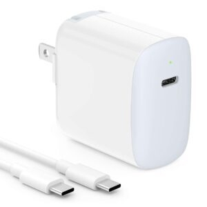 30W USB C Fast Charger with Cable – Clip Coupon + Coupon Code 45QKNX5M – $12.49 (was $24.99)