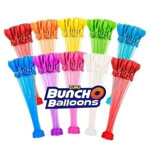 350 PCS Bunch O Balloons Rapid-Fill Water Balloons – Price Drop – $19.59 (was $27.99)
