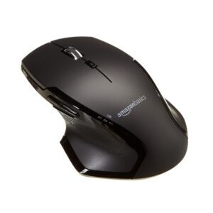 Amazon Basics Full-Size Ergonomic Wireless PC Mouse with Fast Scrolling – Price Drop – $19.74 (was $27.53)