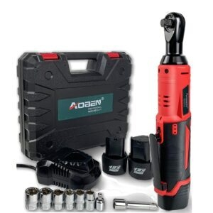 AOBEN Cordless Electric Ratchet Wrench Set – Price Drop + Coupon Code 50NA3ZAS – $39.99 (was $89.99)