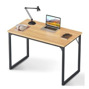 Coleshome 39″ Home Office Desk – $28.07 – Clip Coupon – (was $53.99)