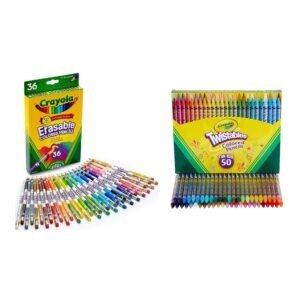 Crayola Colored Pencils – Price Drop – Up to $5.10 Off