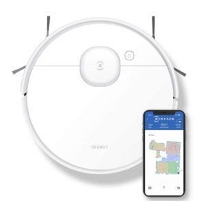 ECOVACS DEEBOT N7 Robot Vacuum Cleaner and Mop – Price Drop + Clip Coupon – $359.99 (was $479.99)