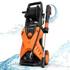 Paxcess Upgraded Electric Pressure Washer – Clip Coupon + Coupon Code 8LOLKRPL – $99.99 (was $199.99)