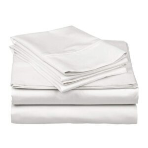 Thread Spread 100% Egyptian Cotton Bed Sheet Set – Price Drop – $53.99 (was $87.99)