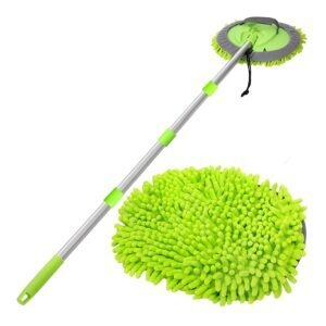 WillingHeart 63″ Car Wash Mop – Coupon Code 4063IFO2 – Final Price: $10.19 (was $16.99)