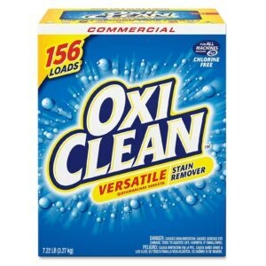 OxiClean Versatile Stain Remover Powder – $9.09 – Clip Coupon – (was $12.98)
