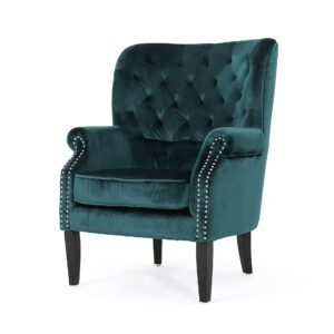 Christopher Knight Home Tomlin Velvet Club Chair – Price Drop – $183.99 (was $286.99)