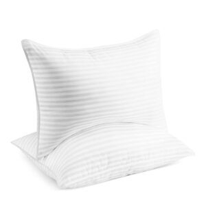 Set of 2 Beckham Hotel Collection Bed Pillows – $16 – Clip Coupon – (was $39.99)