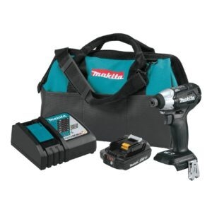 Makita 18V LXT Lithium-Ion Sub-Compact Brushless Cordless Impact Driver Kit – Price Drop – $97.62 (was $159)