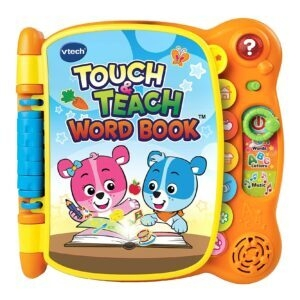 VTech Touch and Teach Word Book – Price Drop – $15 (was $21.60)